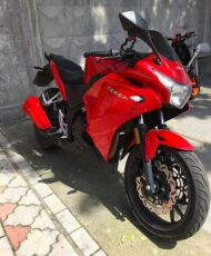 Мотоцикл Geon Tossa   новый без царапин, новый АКБ, новий гелевий 2