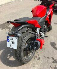 Мотоцикл Geon Tossa   новый без царапин, новый АКБ, новий гелевий 6