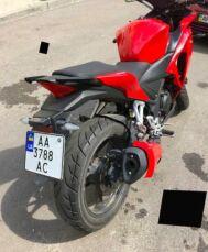 Мотоцикл Geon Tossa   новый без царапин, новый АКБ, новий гелевий 4