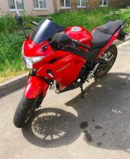 Мотоцикл Geon Tossa   новый без царапин, новый АКБ, новий гелевий 5
