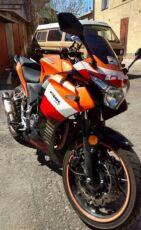 Мотоцикл Geon Tossa  мотор працює гарно,   моторне мастило і змазка ла 6