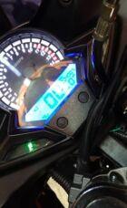 Мотоцикл Geon Tossa  мотор працює гарно,   моторне мастило і змазка ла 8