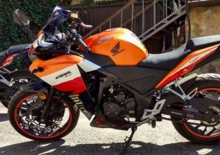Мотоцикл Geon Tossa  мотор працює гарно,   моторне мастило і змазка ла 3