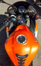 Мотоцикл Geon Tossa  мотор працює гарно,   моторне мастило і змазка ла 2