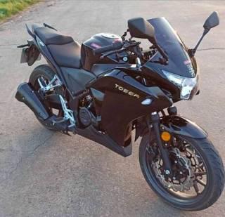 Мотоцикл Geon Tossa   в хорошому стані, с документами 2