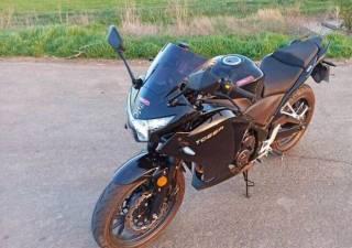Мотоцикл Geon Tossa   в хорошому стані, с документами 4
