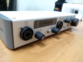 M-audio M-track 2 новая! 2999грн! 7