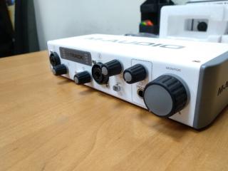 M-audio M-track 2 новая! 2999грн! 6