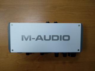 M-audio M-track 2 новая! 2999грн! 8