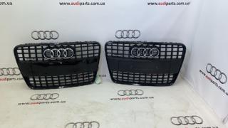 Запчасти AudiQ7 морда фари крилья капот бампер 3