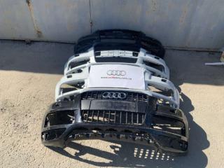 Запчасти AudiQ7 морда фари крилья капот бампер