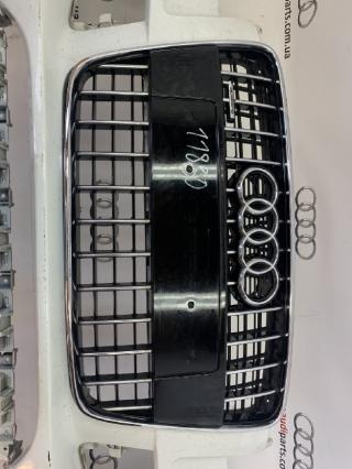 Запчасти AudiQ7 морда фари крилья капот бампер 4