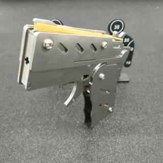 Резиновая лента диаметром 15 мм - 100 штук пистолетик 7