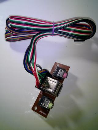 Плата системного блока компьютера USB аудио микрофон 9