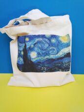 эко сумка с картинами, Шопперы, торба, сумка для покупок, экосумка