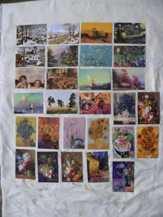 эко сумка с картинами, Шопперы, торба, сумка для покупок, экосумка 6