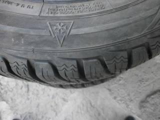 Шины 185/60 r14, зима, комплект 3