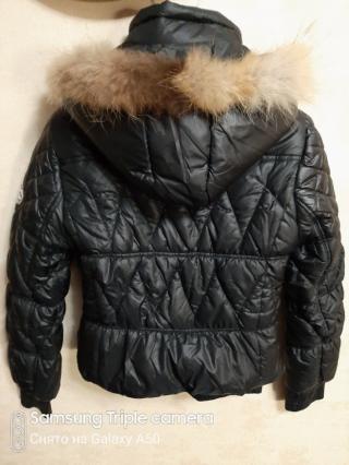 Куртка теплая размер s 2