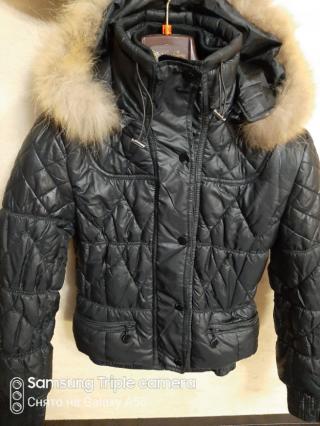 Куртка теплая размер s 5