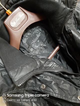 Куртка теплая размер s 10
