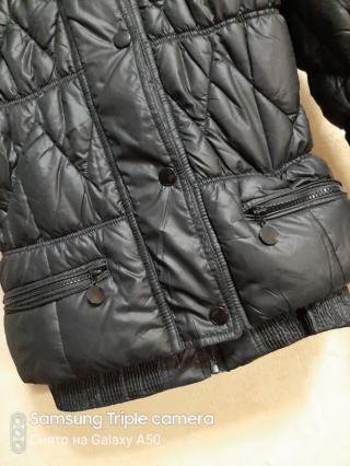 Куртка теплая размер s 3