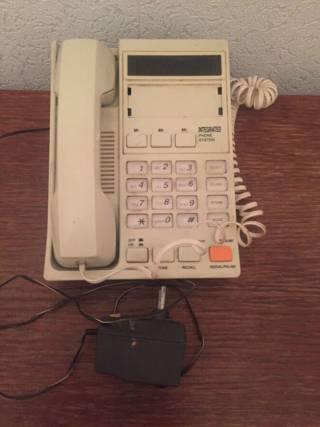 Телефон Casio  стационарный 7