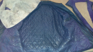 Курточка мужская кожаная 5