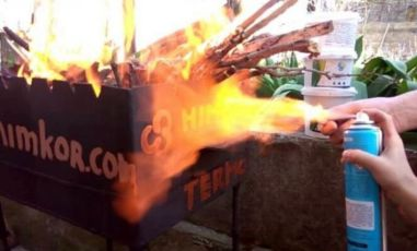 Термостойкая краска для мангала термокраска жаростойкая огнестойкая