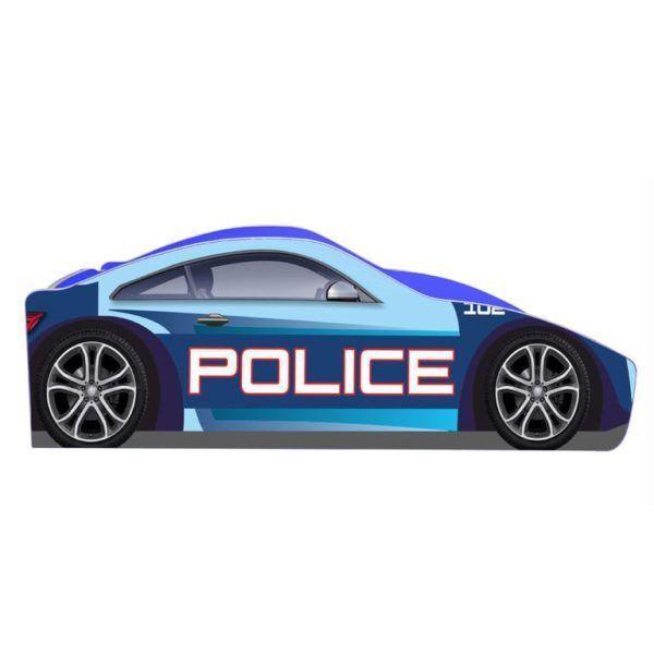 Кровать-машина Police Deko + бесплатная доставка в подарок!
