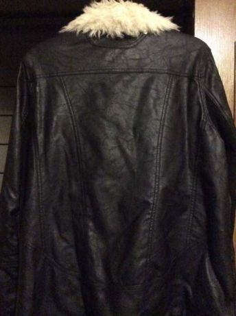 Стильная куртка косуха River Island L  400 грн. - Куртки Дніпро ... 187ef58467aad