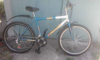 Продам дорожный велосипед эдельвейс