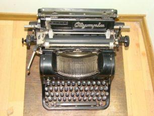 Печатная машинка Olympia Mod.8 в отличном состоянии