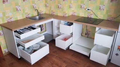 Продам кухню (под проекты домов ДБК-4