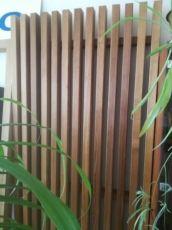 Декоративные рейки с легкого термо дерева, стеновые панели, бруски