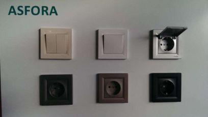 Предлагаем розетки, выключатели Schneider Electric (Шнайдер)!