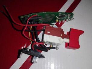 кнопка на шуруповерт SPARKY BR2 10,8Li-C HD