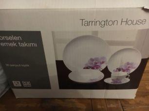 Сервиз фарфоровый столовый Tarrington House (24 предмета) Новый