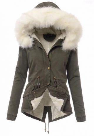 Женская куртка-парка зимняя  2 500 грн. - Куртки Киев - объявления ... ff7fc7e8fff