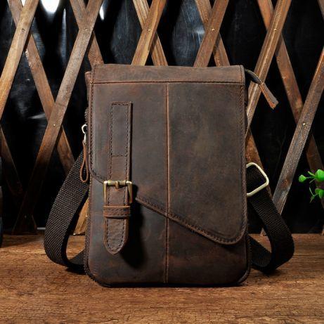 a0ad5c74600f Мужская сумка кошелек из натуральной кожи чехол для телефона: 1 150 ...