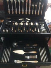 zepter 86 pcs cutlery set Набор качественных столовых приборов