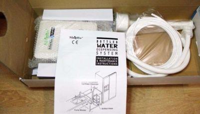 Электрическая (220 вольт) Помпа (насос) для бутилированной воды Новая!