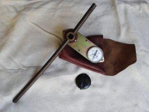 Ключ динамометрический КД-150. Производства СССР