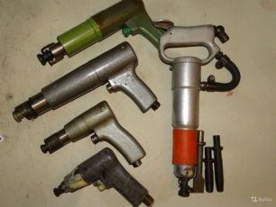 молоток клепальный кмп14,кмп24,кмп32,кмп42 Ссср,насадки,комплектующие