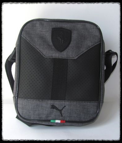 d1ae1963737e Барсетка Puma Ferrari Мужская сумка через плечо! Мессенджер Пума ...