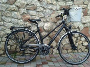 Алюминиевый дамский велосипед Diamant Ubari