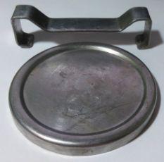 Крышка, зажим, резинка для консервации (банок), нержавейка