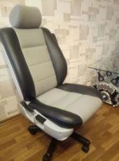 Офисное кресло, сиденье BMW. Авто мебель BMW