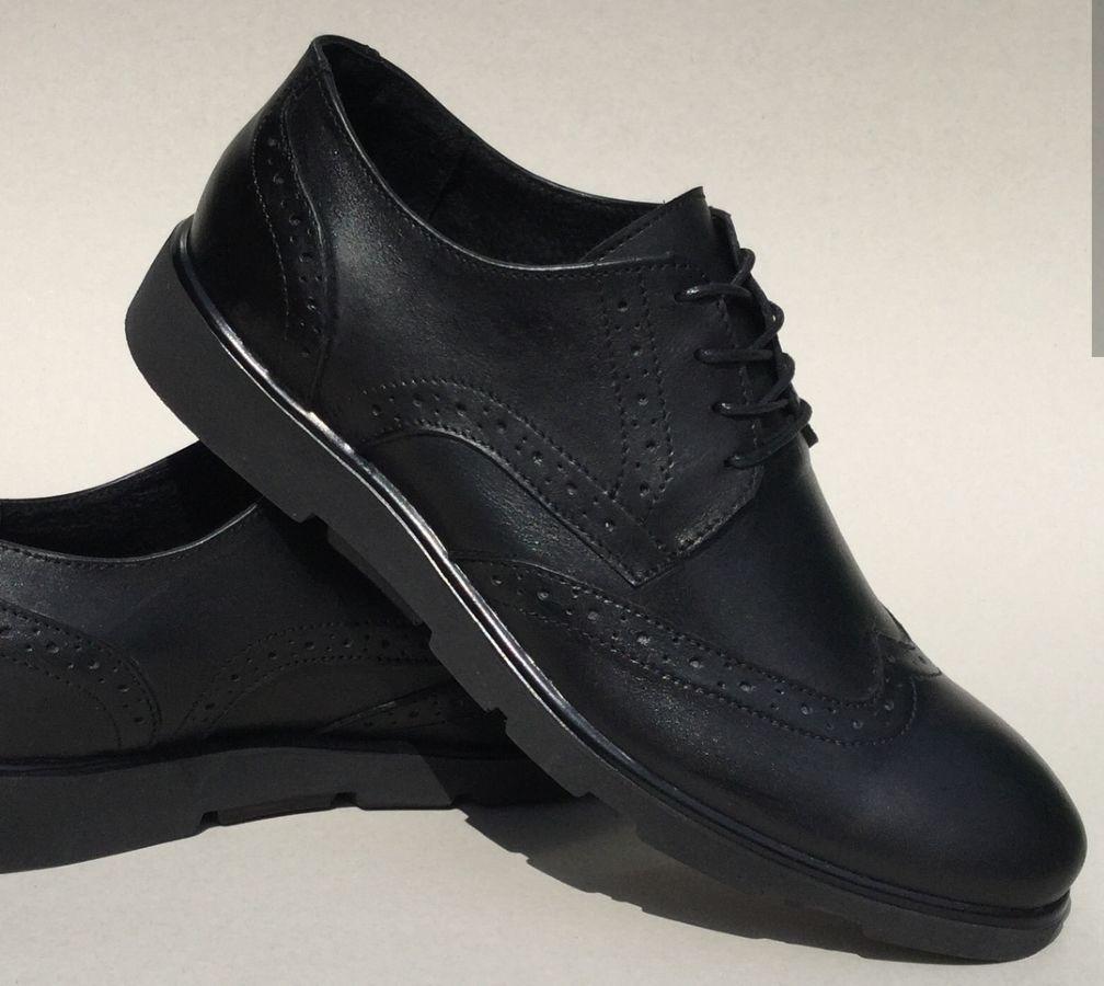 85f375acf Timberland Oxford мужские кожаные туфли броги оксфорд реплика Тимберле