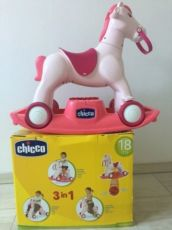 Лошадка Chicco miss rodeo