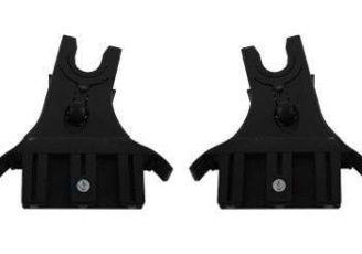 Адаптери ARAM для автокрісла bobostello mars 0-13 кг і коляски bebetto
